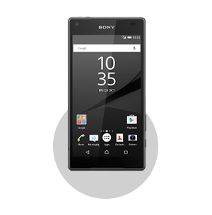 Sony Xperia Z5 Compact reparatie